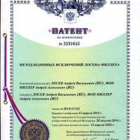 патент Метода Взаимных Исключений